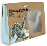 DECOPATCH MINI KIT DINOSAUR KIT011O