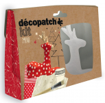 DECOPATCH MINI KIT REINDEER KIT018O
