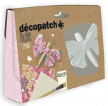 DECOPATCH MINI KIT BUTTERFLY KIT021C