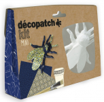 DECOPATCH MINI KIT BEE KIT022C