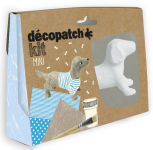 DECOPATCH MINI KIT DACHSHUND KIT026C