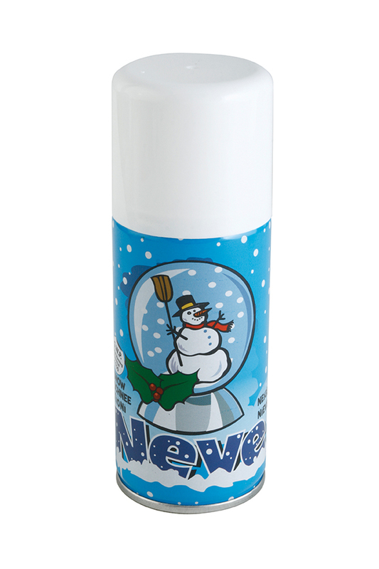 ORNAMENTAL LAQUER SPRAY - SNOW