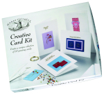 HOUSE OF CRAFTS CREATIVE CARD KIT