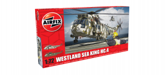 AIRFIX A04056 WESTLAND SEA KING HC4 HELICOPTER