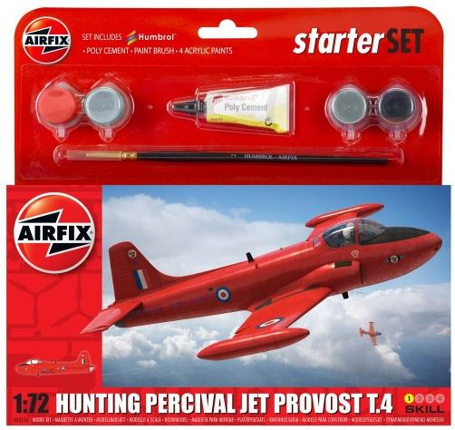 AIRFIX A55116 HUNTING PERCIVAL JET PROVOST