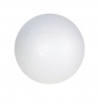 POLYSTYRENE SPHERES 35mm PACK OF 10 79535-10