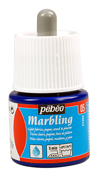 PEBEO MARBLING INK ULTRA BLUE 45ml 130-004