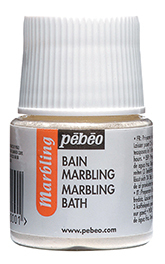 PEBEO MARBLING INK THICKENER 35ml MARBLING BATH 192000