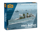 HMS BELFAST IWM SET SMART FOX026.UK.CK