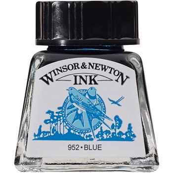 WN DRAWING INK 14ml BLUE 1005032