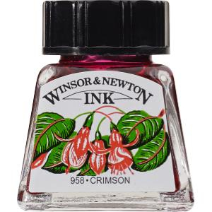 WN DRAWING INK 14ml CRIMSON 1005203