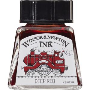 WN DRAWING INK 14ml DEEP RED 1005227