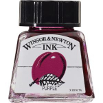 WN DRAWING INK 14ml PURPLE 1005542