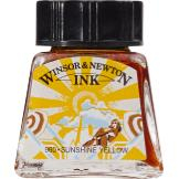WN DRAWING INK 14ml SUNSHINE YELLOW 1005633