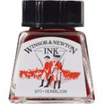 WN DRAWING INK 14ml VERMILION 1005680