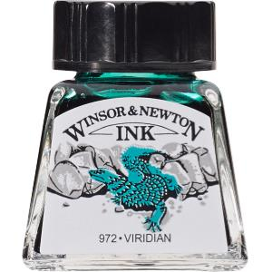 WN DRAWING INK 14ml VIRIDIAN 1005692