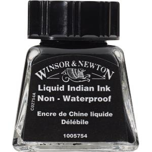 WN DRAWING INK 14ml LIQUID INDIAN INK (Dragon) 1005754
