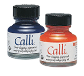 DR CALLI INK - BLUE 604301011