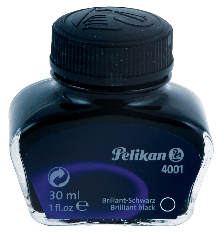 PELIKAN 4001 INK-BRILL BLACK