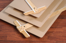 MDF DRAWING BOARD - A2/5mm
