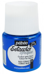 PEBEO SETACOLOR OPAQUE 45ml - COBALT BLUE 295011