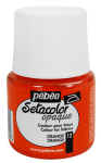 PEBEO SETACOLOR OPAQUE 45ml - ORANGE 295012