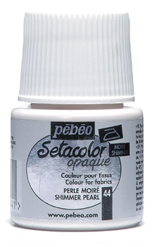 PEBEO SETACOLOR PEARL OPAQUE SHIMMER 45ml 295044