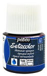 PEBEO SETACOLOR OPAQUE 45ml - SHIMMER PLUM 295067