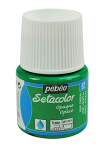 PEBEO SETACOLOR LEAF GREEN 82 OPAQUE 45ml 295082