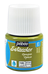 PEBEO SETACOLOR OLIVE 83 OPAQUE 45ml 295083