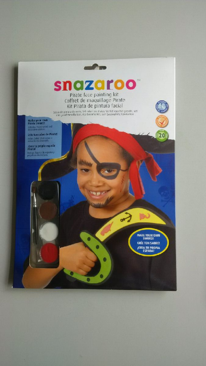 SNAZAROO PIRATE ROLE PLAY 1184014