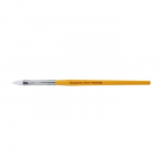SNAZAROO MEDIUM FLAT BRUSH YELLOW 1192040