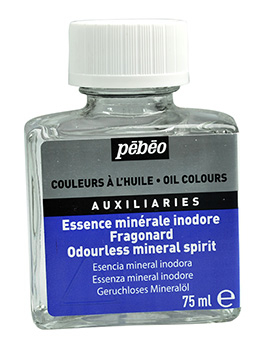 PEBEO ODOURLESS MINERAL SPIRIT 75ml 650306