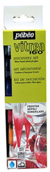 PEBEO VITREA 160 DISCOVERY COLLECTION(FROSTED) 753414