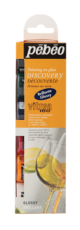 PEBEO VITREA 160 DISCOVERY COLLECTION(GLOSSY)6'S  753404