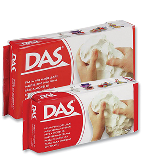 DAS 500g WHITE SMALL 3870