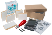 CARVE A STAMP KIT L2SCK