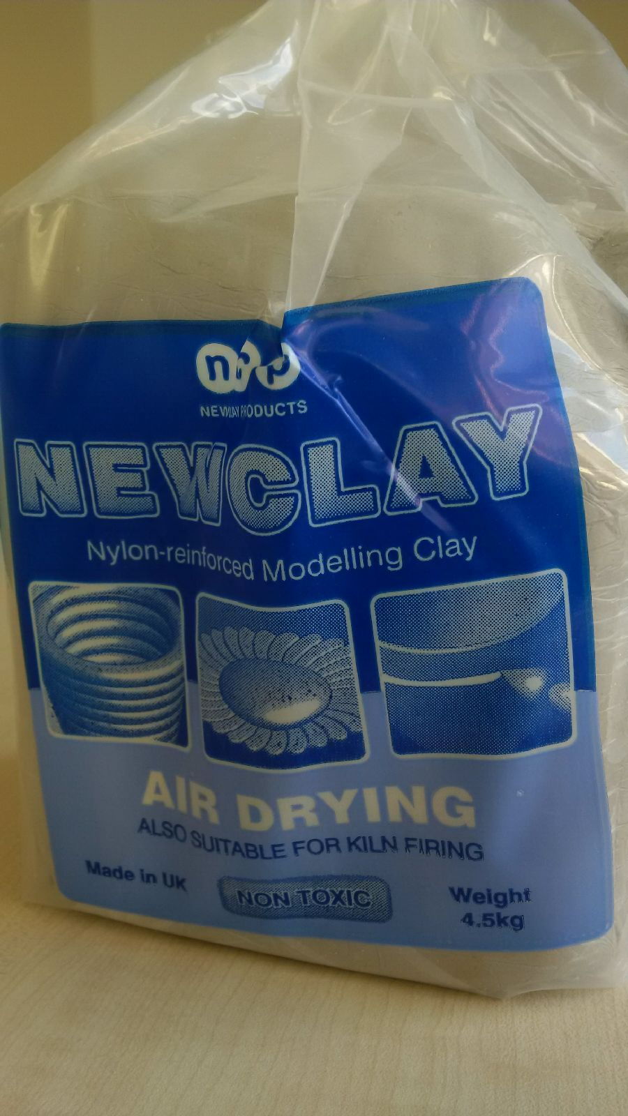 NEWCLAY - 4.5KG