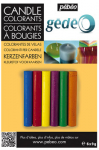 GEDEO CANDLE COLOUR 766224