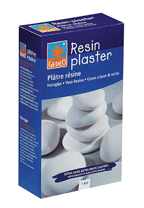 GEDEO RESIN PLASTER 1KG 766313