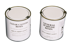 CLEAR CASTING RESIN - 1KG CREATIVE HOUSE