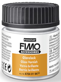 FIMO GLOSS VARNISH 35ml 870401 BK
