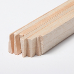 TRAILING EDGE 5/16x1¼x36 6813 TAPERED BALSA LENGTH