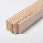 TRAILING EDGE 3/8x1½x36 6814 TAPERED BALSA LENGTH