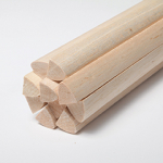LEADING EDGE 1/2x3/4x36 6909 BALSA STRIP