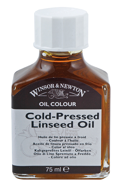 WN COLD PRESSED LINSEED OIL -75ml 3021747