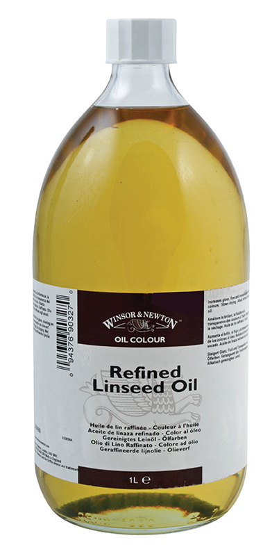 WN REFINED LINSEED OIL 1 LITRE 3054956