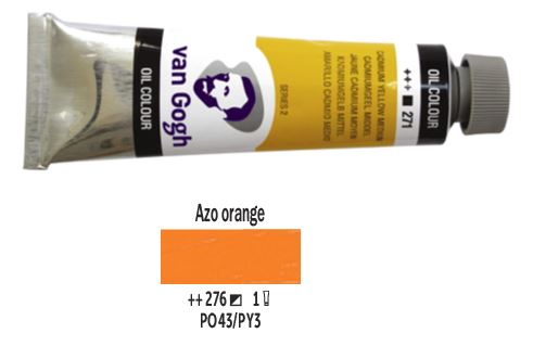 AZO ORANGE VAN GOGH OIL 40ml