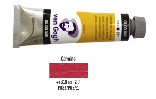 CARMINE VAN GOGH OIL 40ml