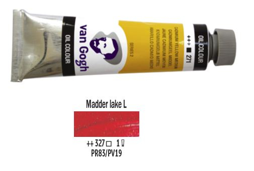 MADDER LAKE LIGHT VAN GOGH OIL 40ml